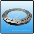 Wandan slewing bearing with external gear